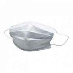 Disposable 3 Layer Wire Surgical Mask 50 Pieces - 2 Pieces