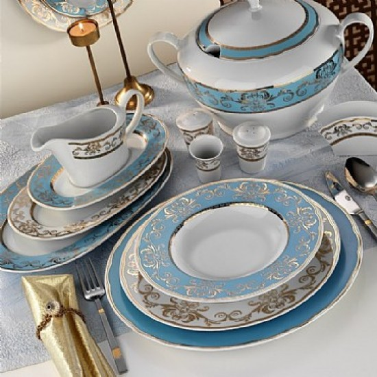 Porcelain Plates and Sets