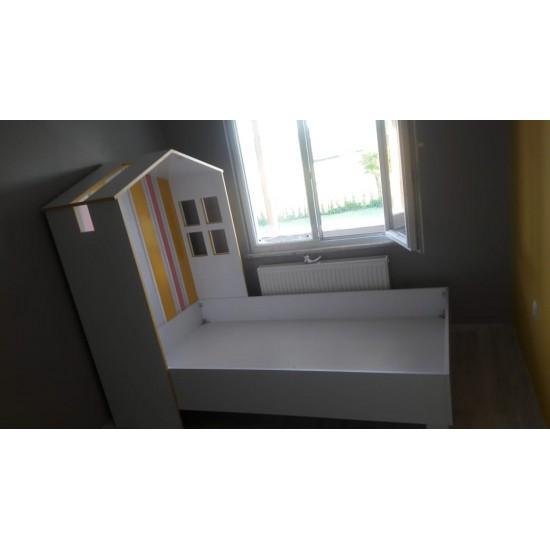 Çocuk yatak tasarımı