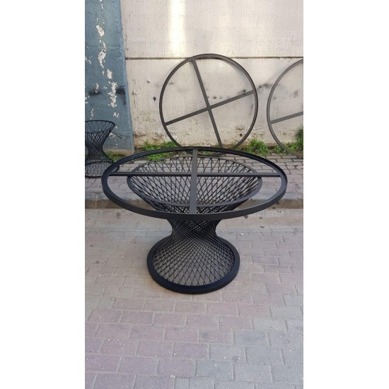 Wire Table-Chair